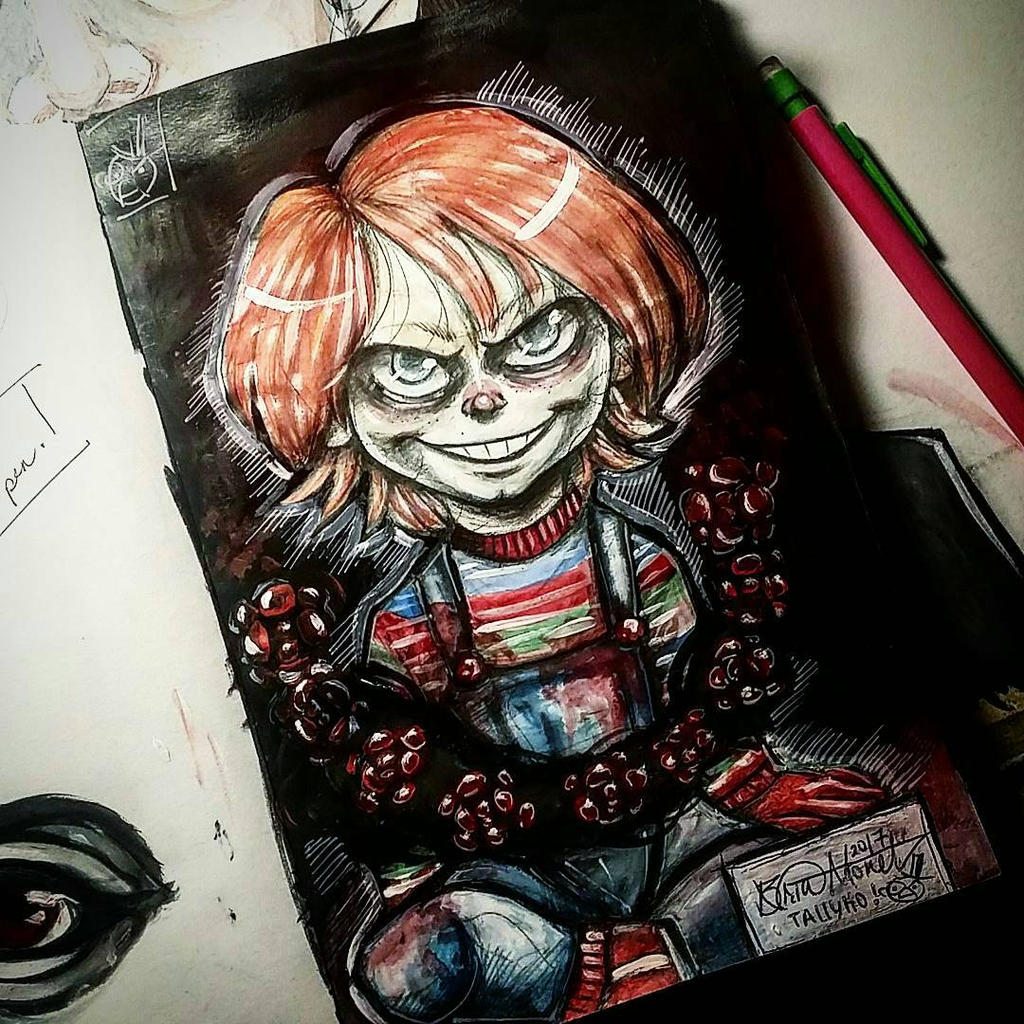 Chucky Wallpapers: Chucky By CharlotteRay On DeviantArt
