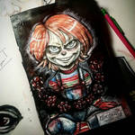 Chucky by CharlotteRay