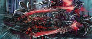 Female Dual Blade Character [ADOPT] ( closed )