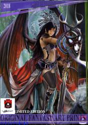 Dragon Spirit Arts by AVA-core