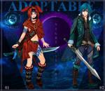 2Original OC (Night raiders) - Adoptables
