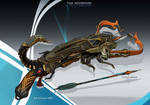 The Scorpion Crossbow  - Adoptable Auction closed