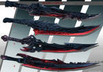 4- Bloodlord's Blades  - Adoptables open