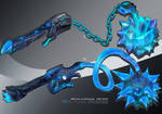 2- Ice Flail weapons  - Adoptables open