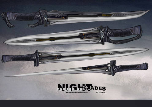 Night guild blades - Adoptable closed