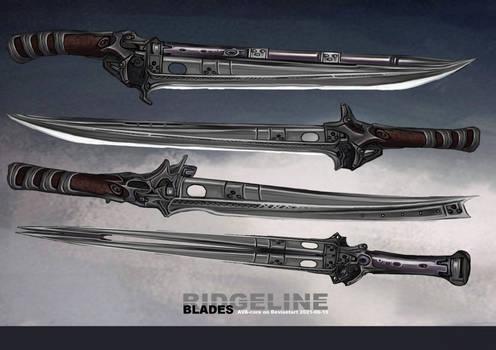 Ridgeline blades - Adoptable open
