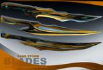3-Sand storm blades - Adoptables open