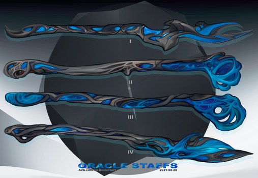 4- Oracle staffs  ( Adoptables open )
