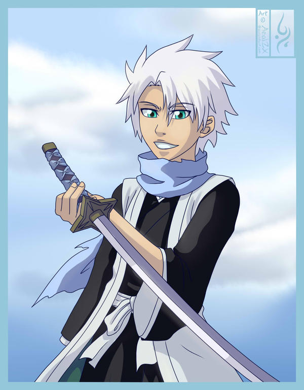 Bleach: Toshi's New Look by AealZX on DeviantArt
