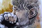 Bilbo closeup