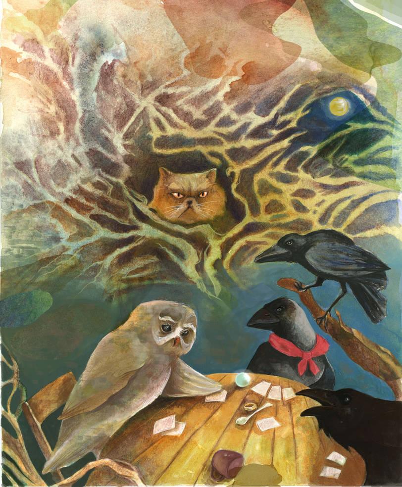 Illustration 1 (That pearl's mine)