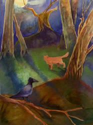 (illustration 5) Crow's nest