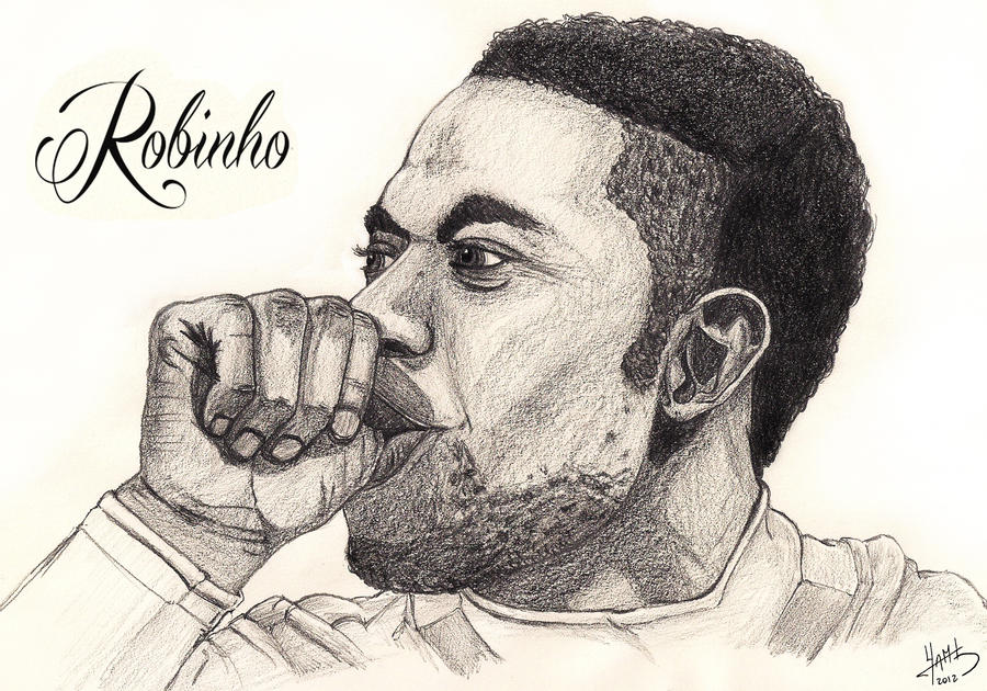 Robinho II (Man.City) by Ulamb