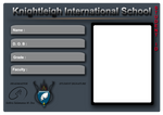 High Schooler Application