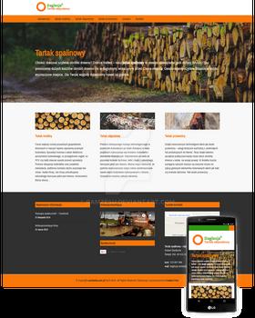 Oragne Responsive WebDesign - autotartak.com.pl
