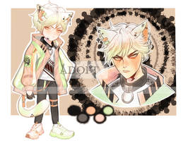 [OPEN] Auction Adoptable #2 by shesea