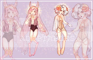 [OPEN] Auction Adoptable #3 by shesea
