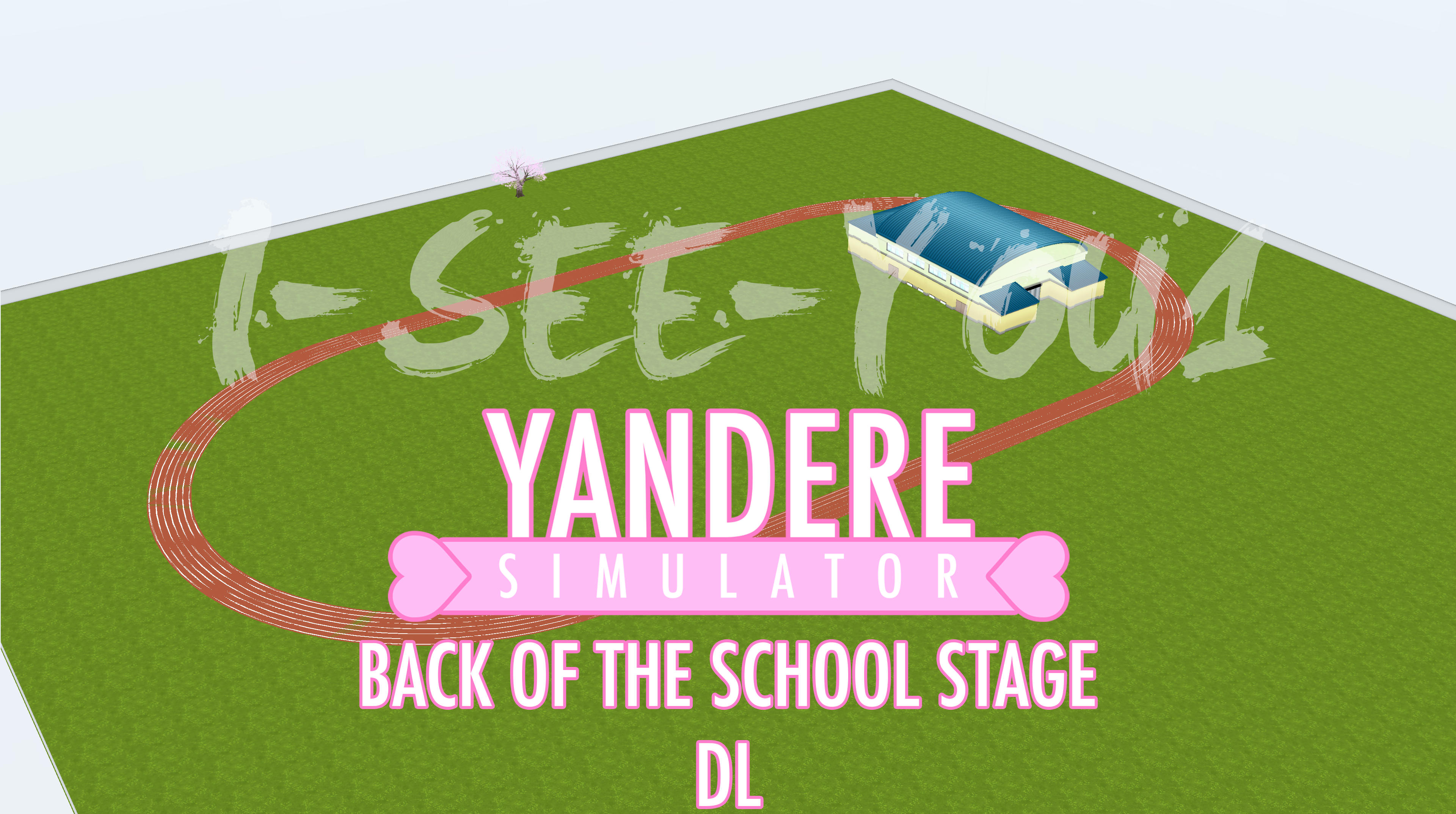 Yandere Sim Mmd Stage Back Of The School Dl By I See You1 On