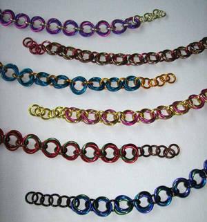 Cosmic Bracelet Examples
