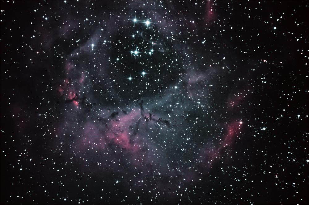 NGC2244 nebula by alkhor