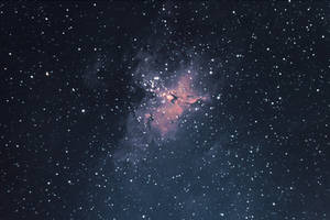 Eagle nebula M16 by alkhor
