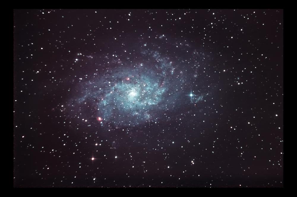 Galaxy by alkhor