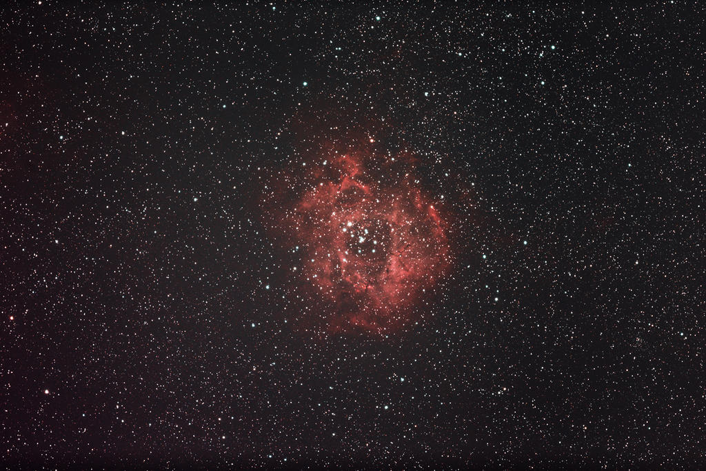 rosette nebula wallpaper - photo #21
