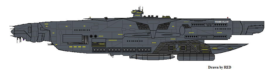 Wing Commander Tc Strikecarriertigerclawm By Kamikage86 On Deviantart
