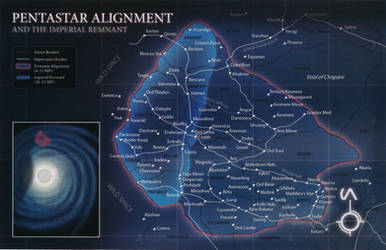 Star Wars Pentastar Alignment-TEA