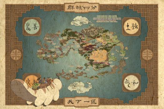 ATLAB World Map
