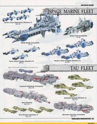 W40K Battlefleet