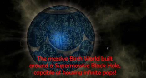 Stellaris Birch World by Kamikage86
