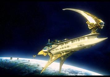 Space Battleship Yamato Battleship Amare Fleet