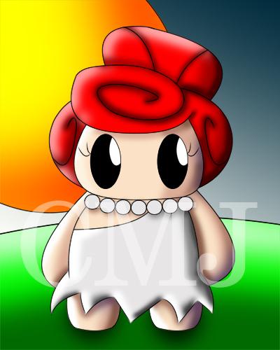 Wilma by cmjcutiepie