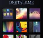 digitale.me site by kon