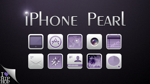 iPhonePearl by kon