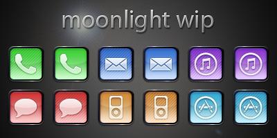 moonlight wip by kon