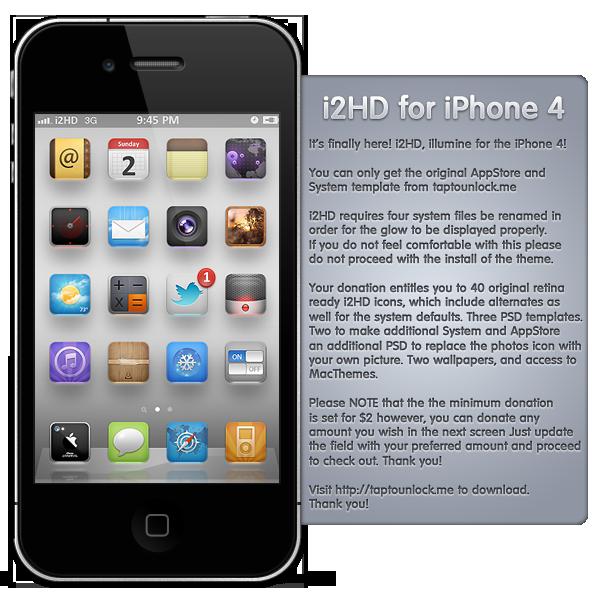 i2HD Released by kon