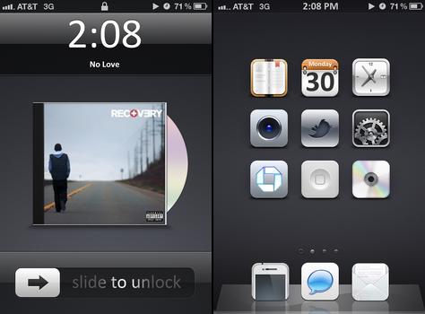 Back on my bullshit iOS5