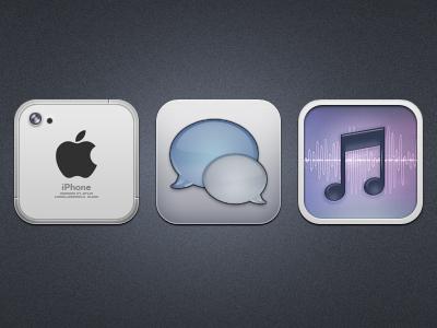 Matte iOS5 by kon