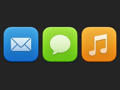 Simple iOS by kon
