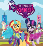 MLP Friendeship Games Redraw Pony Style