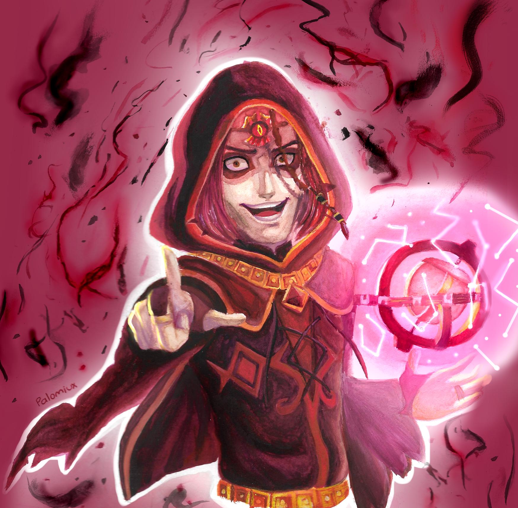 Astor Prophet Of Doom By Mlprainbow10 On Deviantart