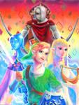 The Legend of Zelda - Skyward Sword by MLPRainbow10