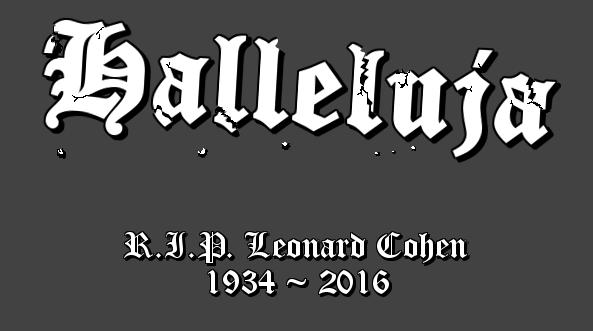 Broken Halleluja by dolst