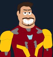 Tony Stark's Mark A113 Iron Man Armor