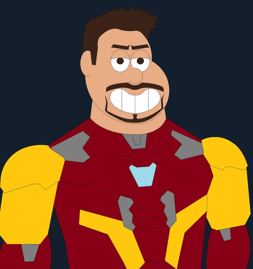 Tony Stark's Mark A113 Iron Man Armor by dolst