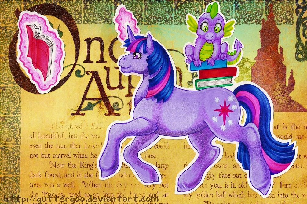 I have books, your friendship is invalid by Guttergoo