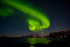 Aurora Borealis 2012 by Killswitch88