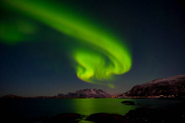 Aurora Borealis 2012 by Killswitch88